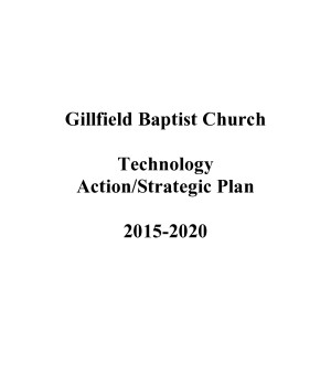 Gillfield Baptist Church Tech Plan09-12v2-page0001